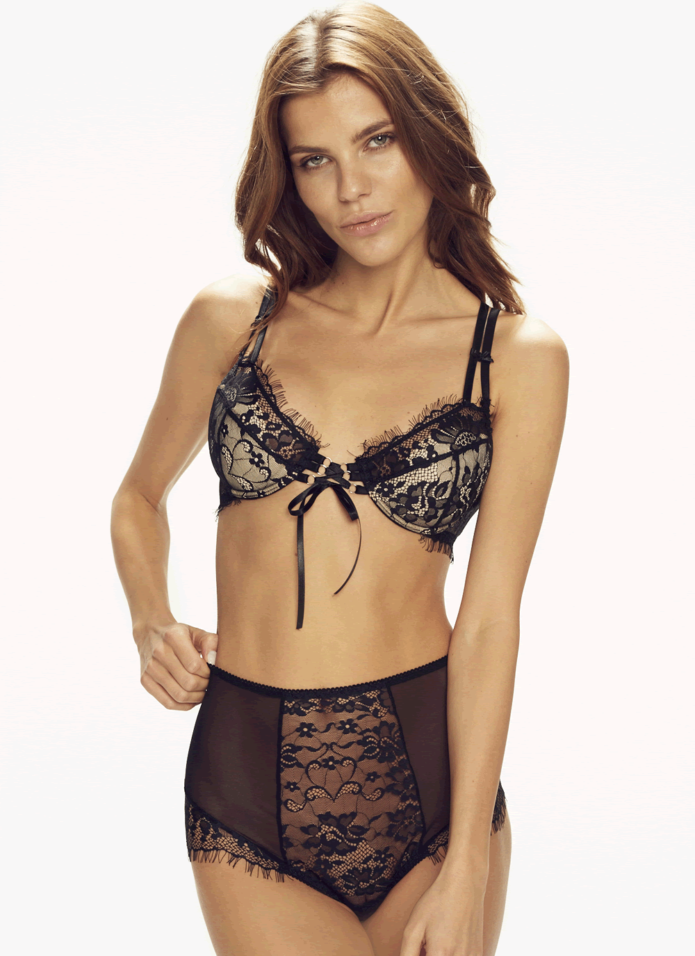 Forever Young Pushup Bra & Panty