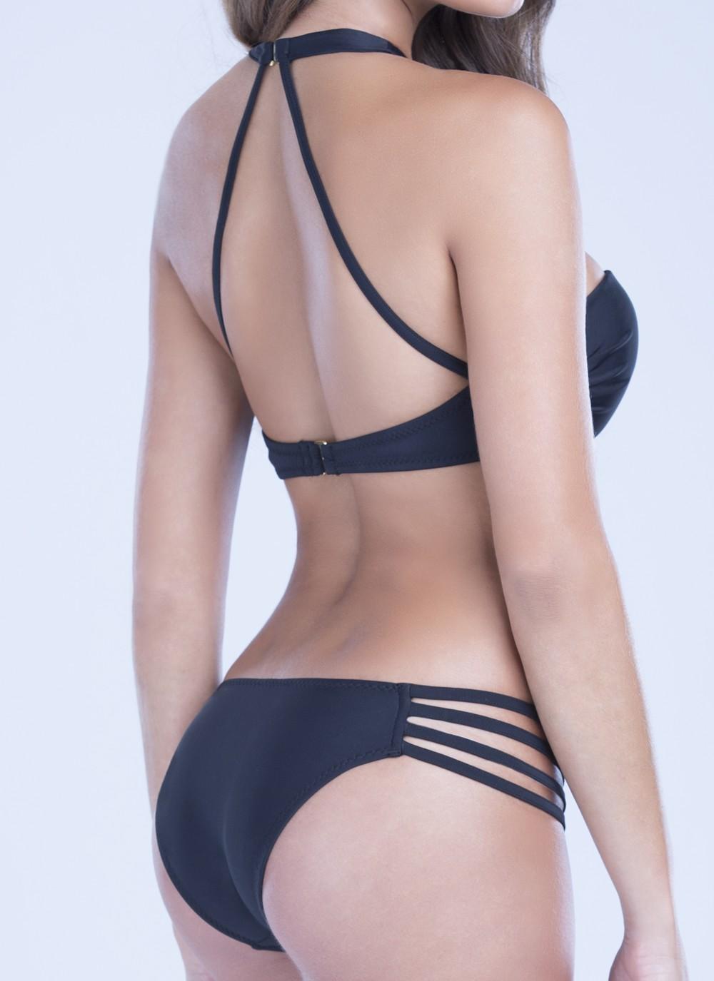 Alisha Strappy Bikini Bottom