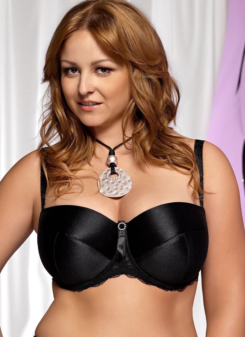 Ava 740 Convertible Bra - black
