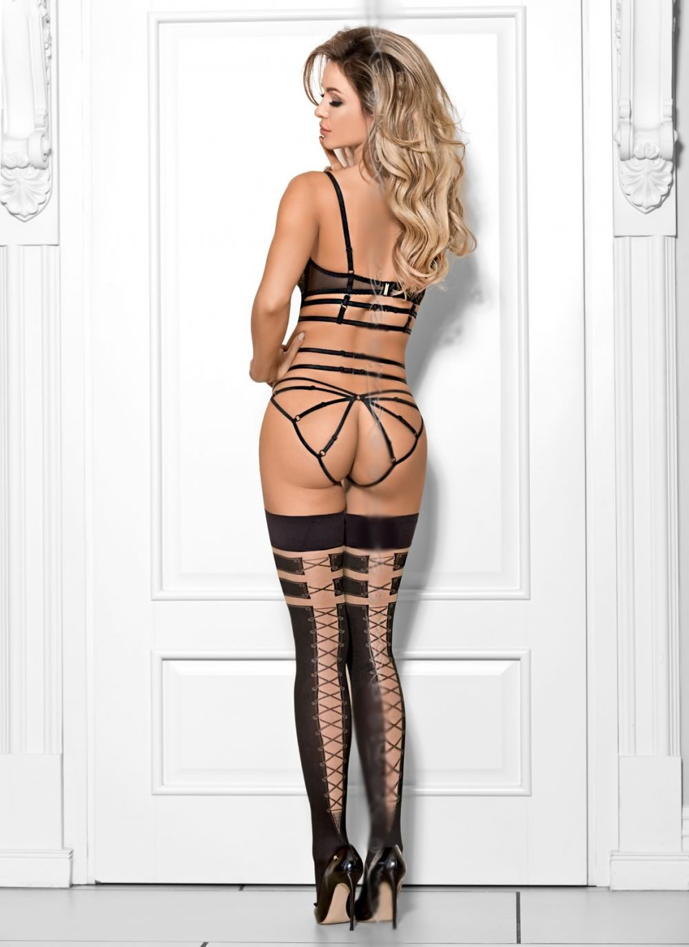 Axami V-7688 Churro con Nutella Panty - back