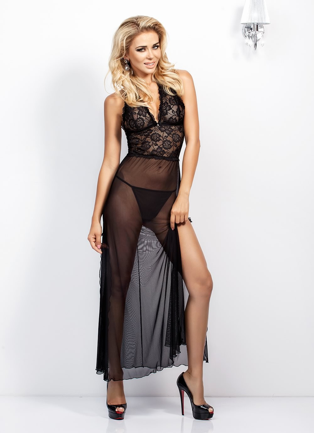 Elmira Long Intimate Gown