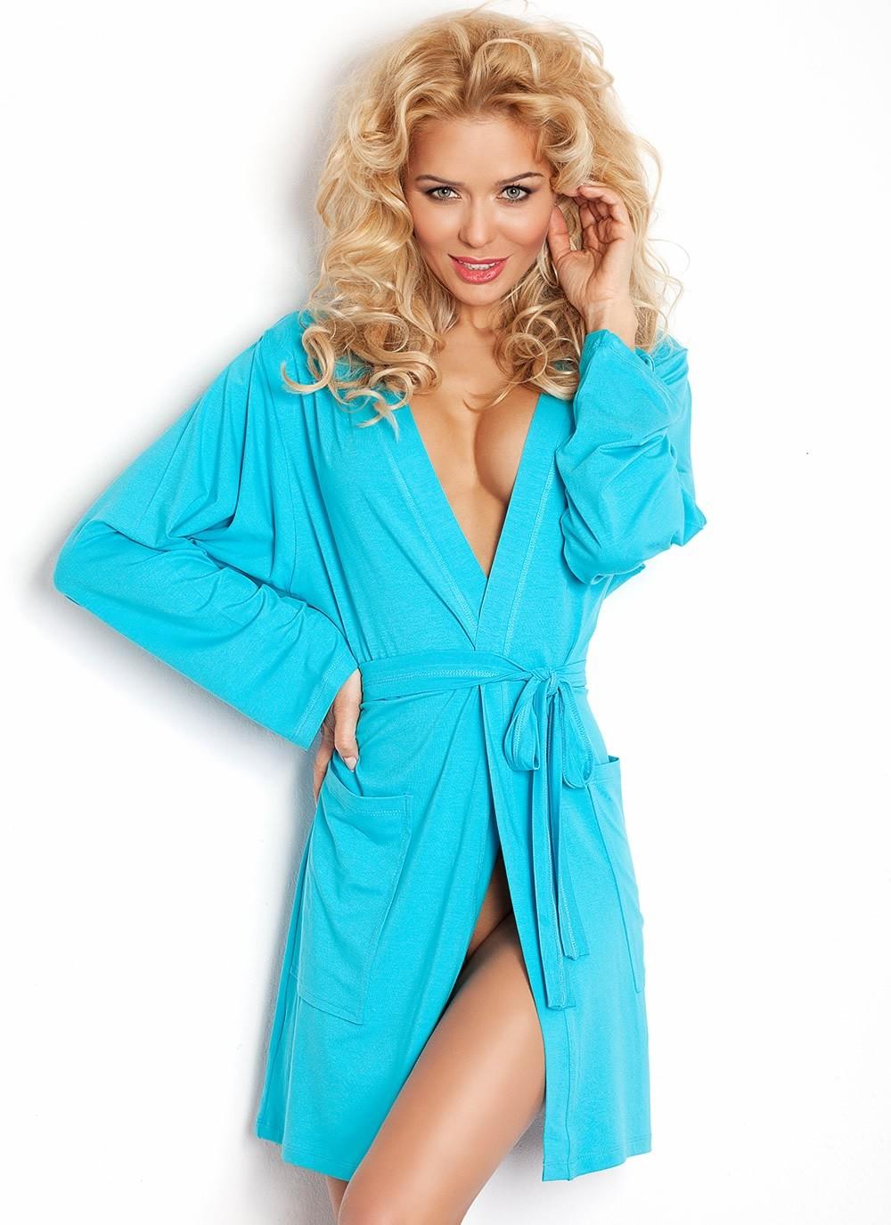 Ines Robe - Turquoise