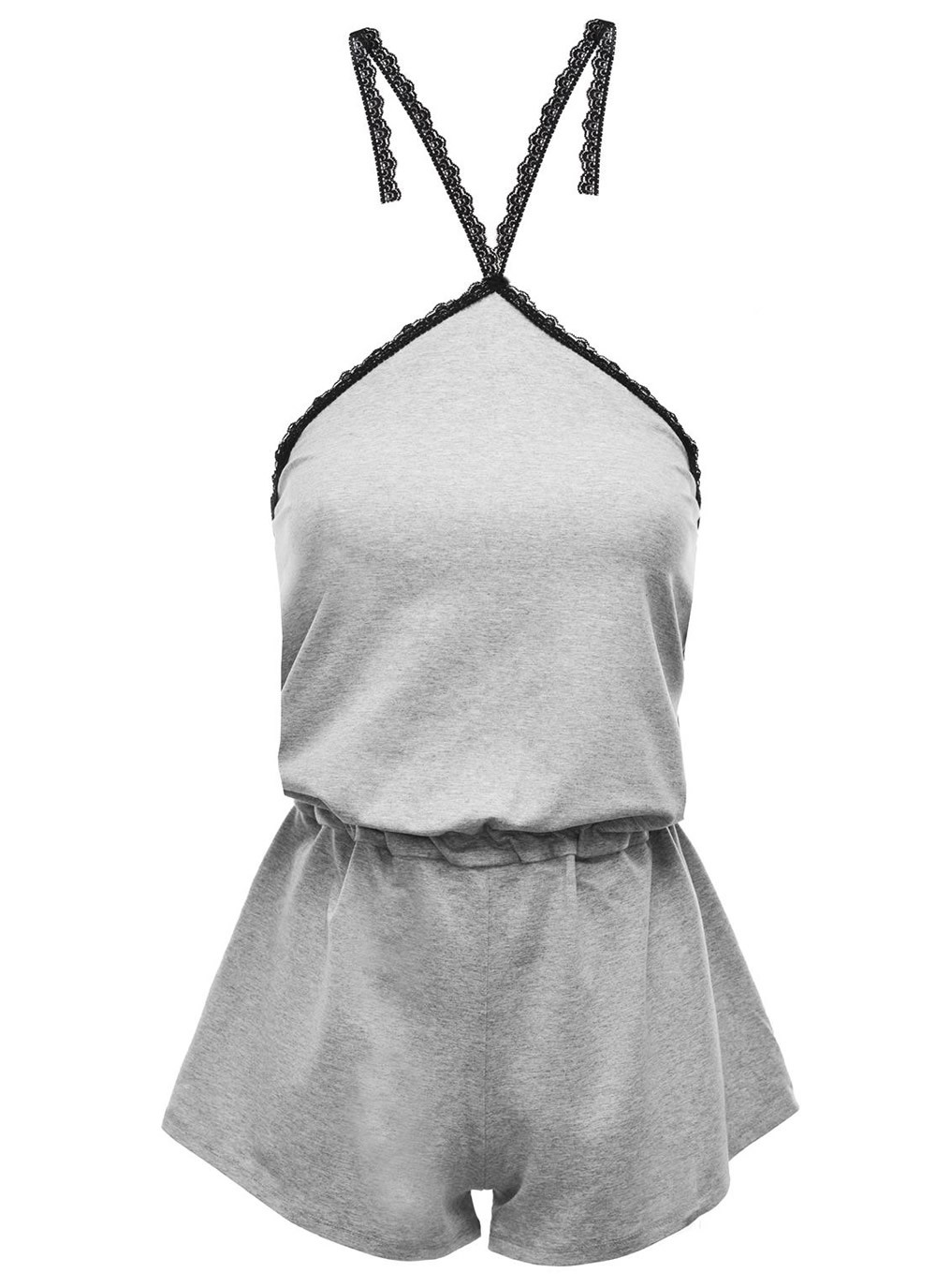 Ruth Romper - Grey