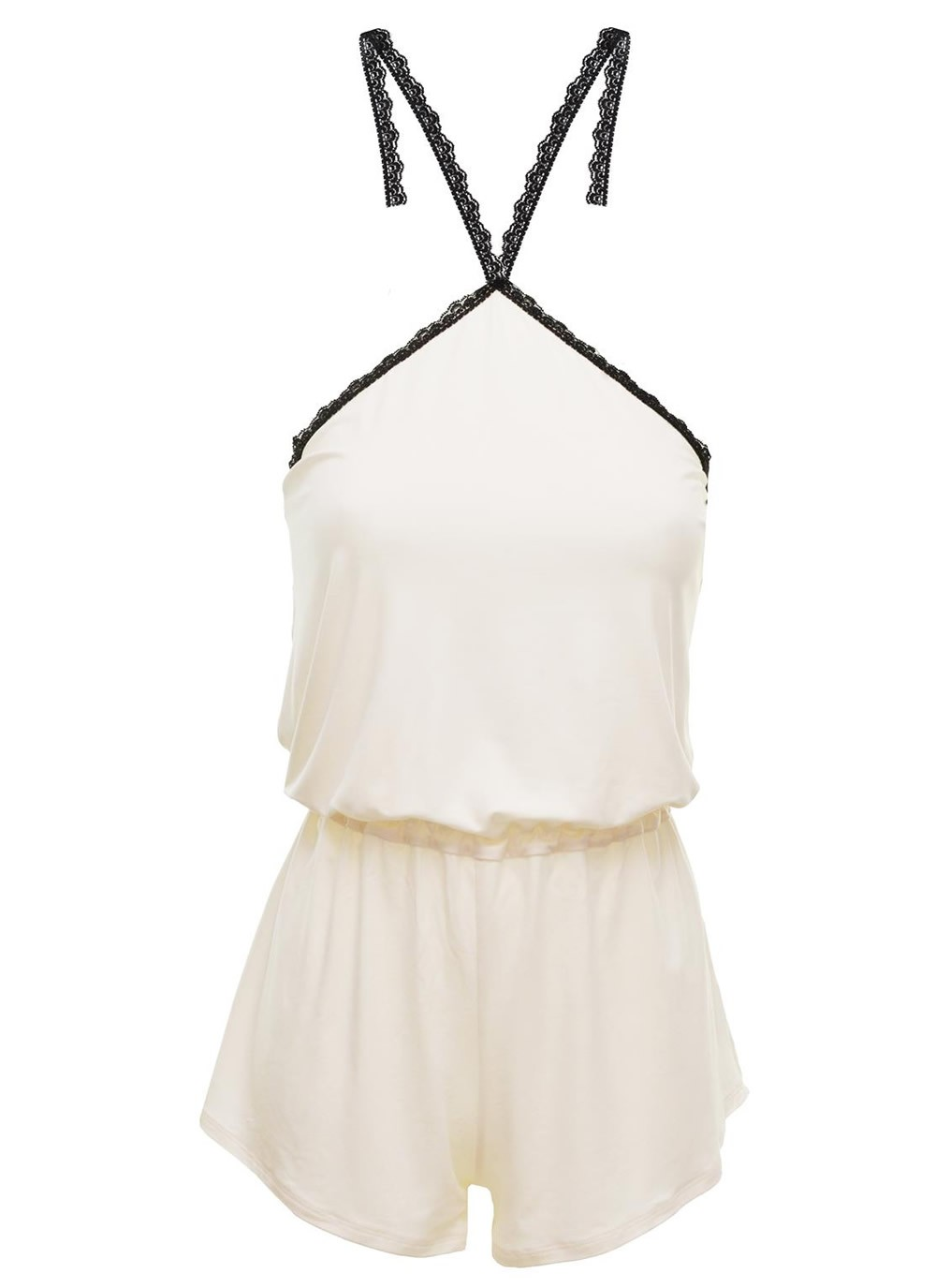 Ruth Romper - White