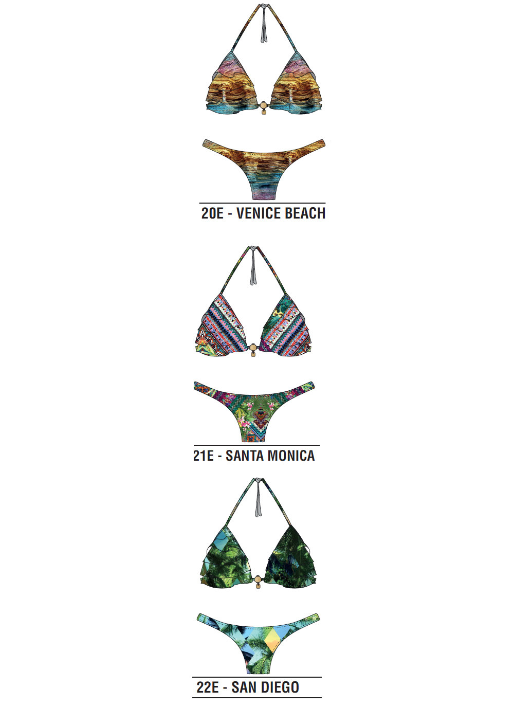 Maryssil Bikini - 200 Top 300 Bottom