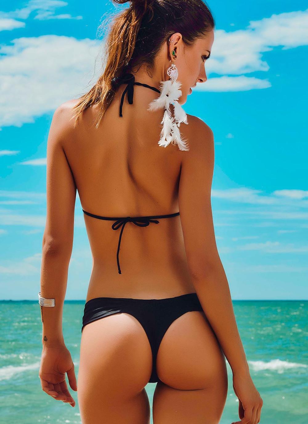 Lisa Thong Bikini Bottom