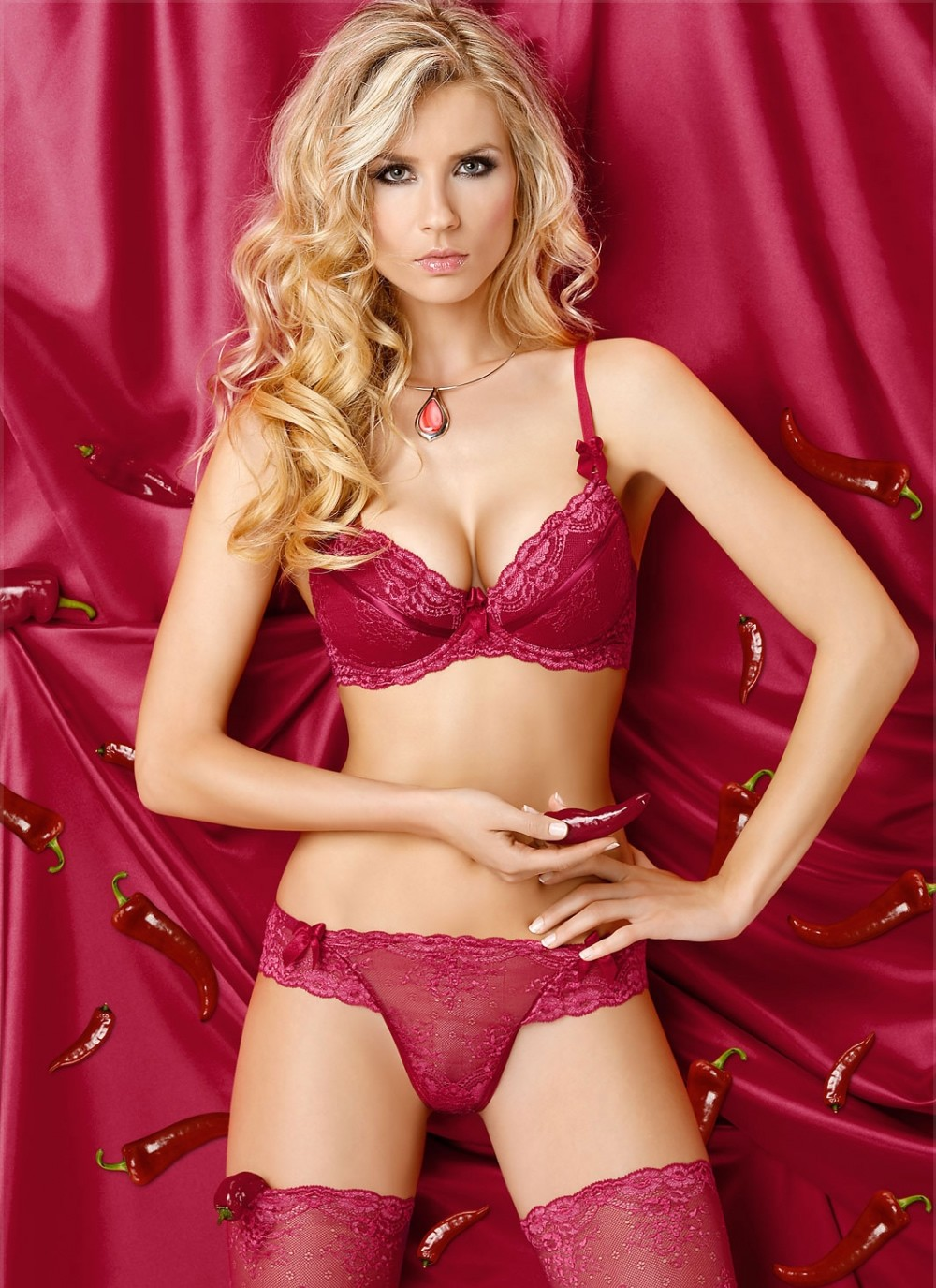 Seduction Push Up Bra