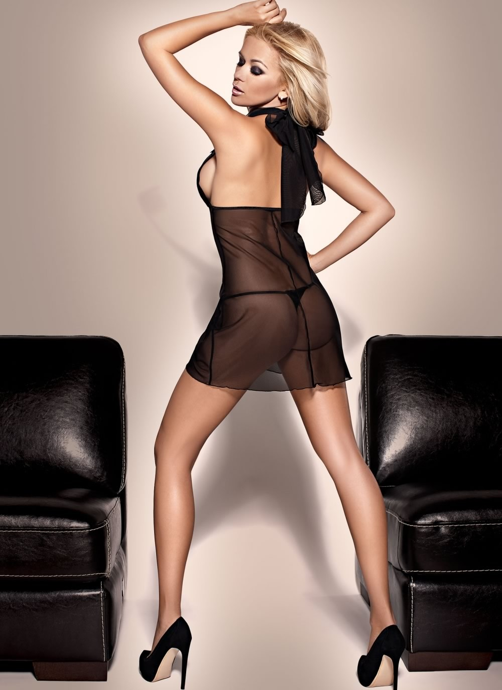Exquisite Gleam Chemise - Back