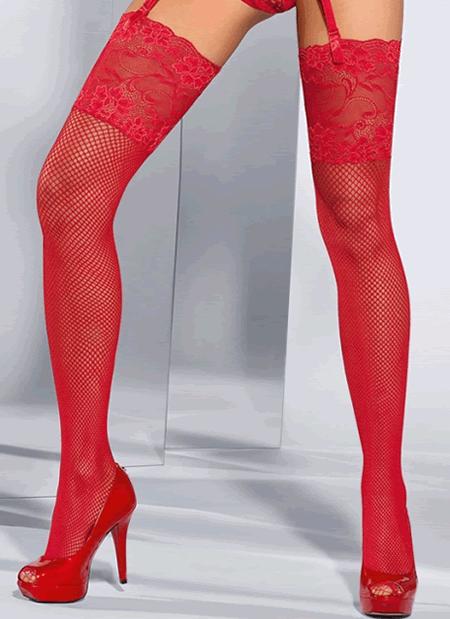 Seduce Me Fishnet Stockings