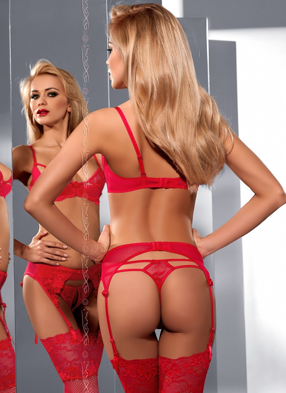 Excite Me G-String - Back