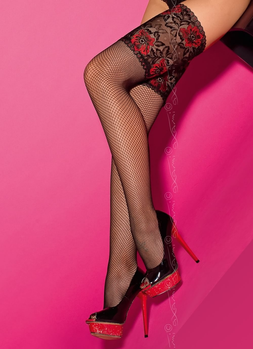 Marea Fishnet Stocking