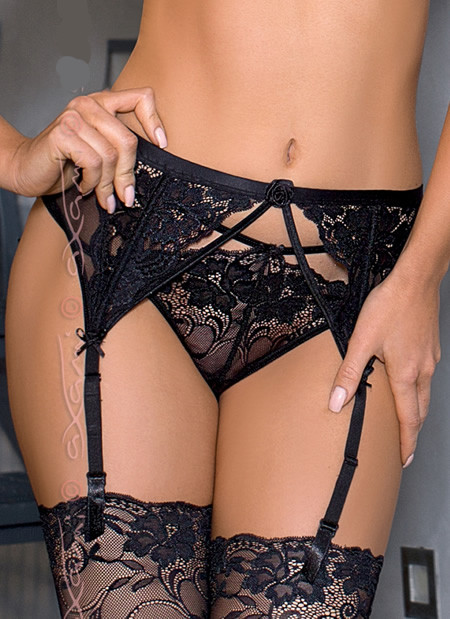 Manolo Garter Belt
