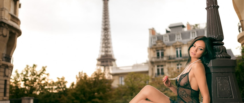Shades of Love in Paris