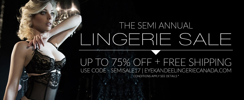 Eye Kandee Semi Annual Lingerie Sale